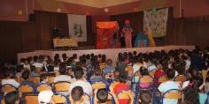 جمعية نادي المرح دمنات تحيي صبحيتين تربويتين ترفيهيتين للأطفال بأفورار