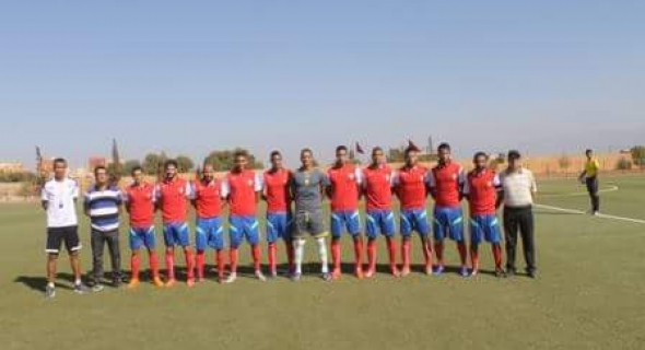 اتحاد الرياضي لأزيلال لكرة القدم في مهمة صعبة بملعب الحارتي بمراكش ضد أولمبيك مراكش