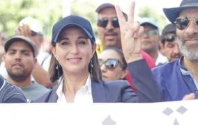 """رفاق نبيلة منيب يتضامنون معها في بيان ناري ويوجهون رسائل قوية حول مسيرات التضامن مع المعتقلين و""""المقاطعة"""" الشعبية"""
