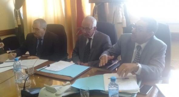 المجلس الإقليمي لأزيلال يصادق على مجموعة من الاتفاقيات أبرزها اقتناء أراضي لبناء نواة جامعية و المدرسة العليا للتكنولوجيا