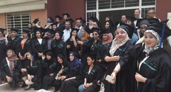 المديرية الجهوية للصحة ببني ملال تحتفي بتخرج الفوج الرابع من طلبة المعهد العالي للمهن التمريضية وتقنيات