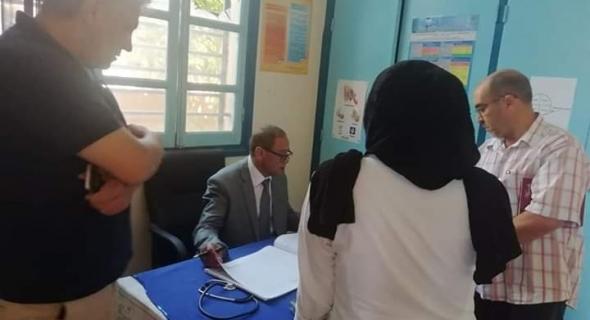 المدير الجهوي للصحة يزور عدد من المراكز الصحية بإقليم الفقيه بن صالح ويقف على أبرز المتطلبات لتجويد العرض الصحي
