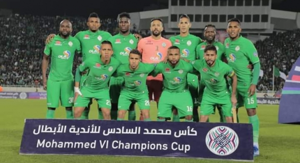 بالفيديو… الرجاء الرياضي يتأهل الى نصف نهائي كأس محمد السادس للأندية العربية