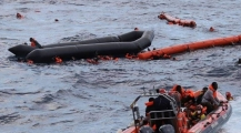 الله يرحمهم… قارب عامر بالمهاجرين كان فطريقو لايطاليا وغرق بسواحل ليبيا وأنباء عن وفاة أزيد من 100 مهاجر سري