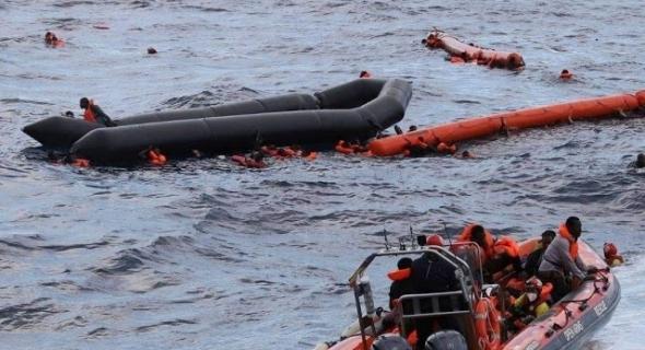 فاجعة… انقلاب قارب قبالة سواحل إسبانيا وانتشال غريقين والبحث عن مفقودين