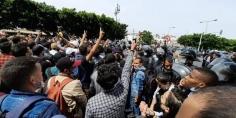 إطلاق سراح الفوج الثاني من الأساتذة المتعاقدين المعتقلين على خلفية احتجاجات الرباط وفعاليات حقوقية ومحامين يتضامنون