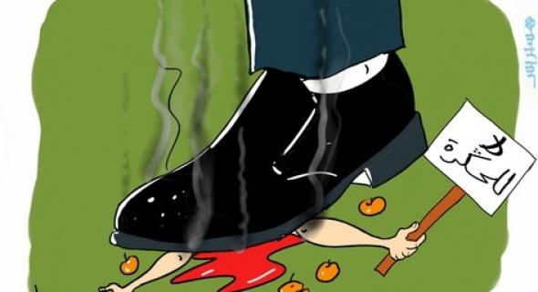ناري على حكارة فبني ملال… 2 مقدمين مارسو الشطط في السلطة وبغاو يصاوطو مول لهندية والمواطنين يستنكرون ويتدخلون