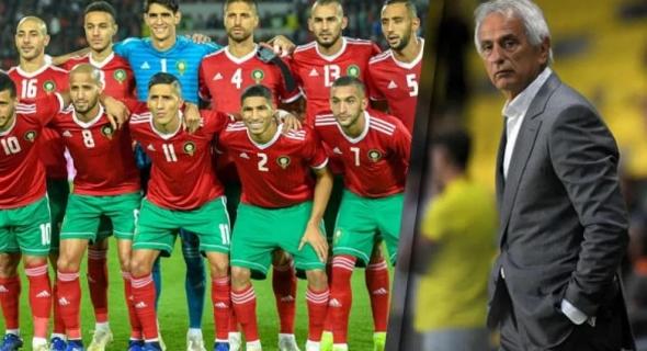الناخب الوطني خليل حليلوزيتش يستدعي 26 لاعبا لمبارتي ليبيا والغابون