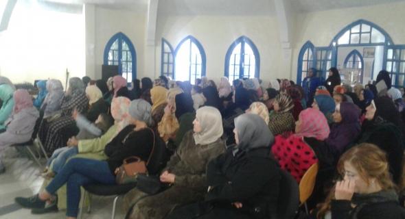 جمعية الابداع النسوية للتنمية ببني ملال تنظم يوما تحسيسيا مهما حول سرطان الثدي وأهمية الكشف المبكر بشراكة مع المجلس البلدي