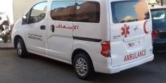 المجلس الجماعي لبني ملال يضع سيارة إسعاف رهن إشارة المواطنين وجمعيات مدنية تستحسن