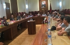 حصري وأخيرا صوتهم وصل… فرق برلمانية تستقبل بالبرلمان فريق المنتخب الوطني للدراجات الهوائية المنسحب من طواف المغرب وهذه النتائج -الصورة-