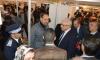 نجاح كبير للملتقى الدولي للطالب ببني ملال ووالي الجهة يزور أروقته ورواق مديرية الأمن يخطف الأضواء ويستقطب أكبر عدد من الزوار -تلصور-