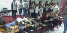 جمعية صولفا للموسيقى بقصبة تادلة تحيي أمسية فنية بمشاركة مواهب وطاقات صاعدة