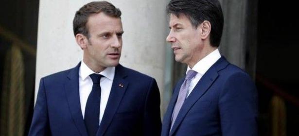 النفط ومايدير… اشتداد الصراع والخلاف بين باريس وروما على إدارة الأزمة الليبية و رئيس الوزراء الإيطالي يحذر ماكرون