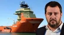 ها لمعقول وكلشي عندهم بحال بحال… القضاء الإيطالي يستدعي وزير الداخلية سالفيني بسبب احتجاز المهاجرين على متن السفينة الشهيرة