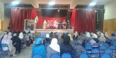 أزيد من 120 امرأة يشاركن في حفل ديني و ثراتي لتخليد ذكرى المولد النبوي بقصبة تادلة