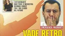 جريدة إيطالية تشن هجوما على وزير الداخلية سالفيني وتحذره عن مرسومه الجديد الخاص بالهجرة والمهاجرين