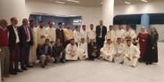 بعثة من الأئمة تضمم 17 واعظا ديني لتأطير الجالية المغربية بطورينو خلال شهر رمضان الأبرك
