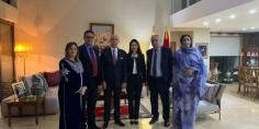 الجمعية المغربية لرؤساء مجالس الجماعات في زيارة عمل لكوريا