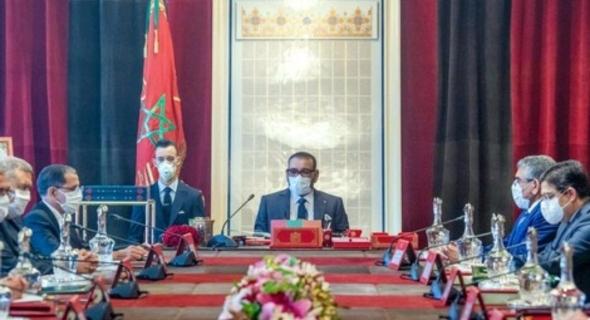 الملك محمد السادس يسأل وزير الصحة عن تطور وضعية جائحة كورونا بالمغرب وآيت الطالب يُقدم التوضيحات =بلاغ=