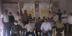 الكتابة الإقليمية لحزب المؤتمر الوطني لبني ملال تؤسس فرع الحزب باولاد يوسف وهذه تشكيلة المكتب الجديد