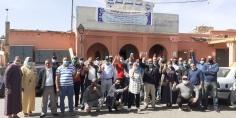 بلاغ لنقابة الاتحاد المغربي للشغل بجهة بني ملال خنيفرة حول مخرجات الحوار مع إدارة التكوين المهني بخصوص مطالب الشغيلة