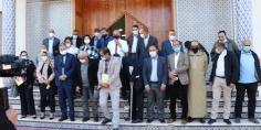 حزب الحركة الشعبية بإقليم خنيفرة يُجدد المكتب الاقليمي وبناصر ازكاغ كاتبا إقليميا