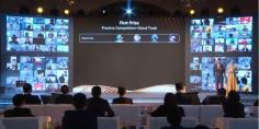 """فريقان من طلبة المدرسة الوطنية للعلوم التطبيقية يتألقان في  """"Huawei ICT Competition 2019-2020 Global Final"""""""