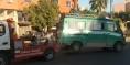 شرطة المرور ببني ملال تشن حملة واسعة على سيارات النقل السري وتحرر مجموعة من المخالفات وتحجز سيارة للنقل المزدوج