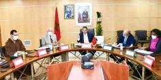 مباحثات مع مجموعة البنك الدولي من أجل النهوض بالتعليم العالي والبحث العلمي بالمغرب