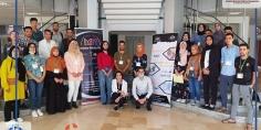 مُشاركون ومُشاركات يستفيدون من برنامج فرصتي في نسخته السابعة ببني ملال