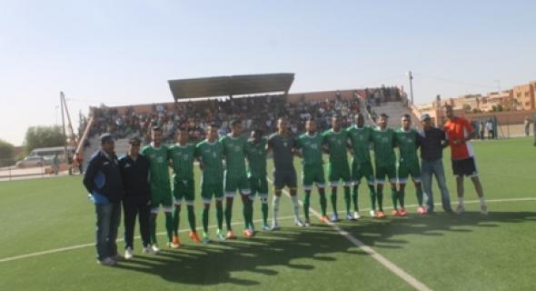 اتحاد أزيلال لكرة القدم ينازل مولودية أسا يوم السبت المقبل