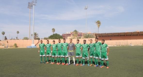 اتحاد أزيلال لكرة القدم في مواجهة مولودية العيون يوم السبت المقبل