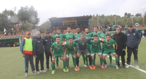 اتحاد أزيلال لكرة القدم يقطع مئات الكيلومترات جوا لملاقاة فريق أولمبيك فوسبوكراع