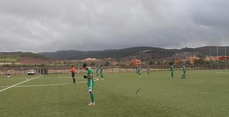 اتحاد أزيلال لكرة القدم يسرح لاعبين و يوقع لآخرين و يعد جمهوره بالتفوق في مرحلة الإياب