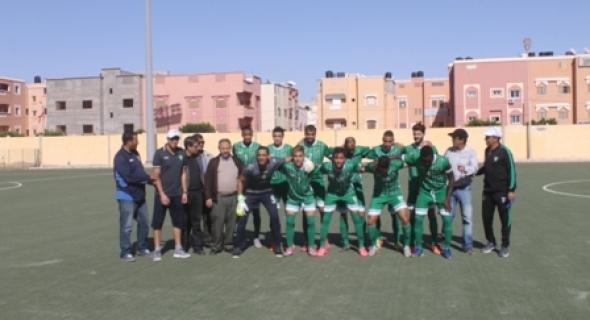 اتحاد أزيلال لكرة القدم يواجه الأحد المقبل فريق نهضة سطات المحتل لأسفل الترتيب