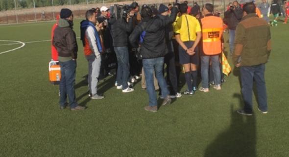 جامعة كرة القدم تنصف الظالم و تعمق جرح المظلوم و تقرر غرامة  مالية في حق اتحاد أزيلال لكرة القدم و توقيف مسير عشر مباريات