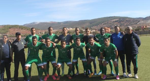 اتحاد أزيلال لكرة القدم في محك حقيقي لعناصره خارج الميدان ضد الاتحاد الرياضي السالمي