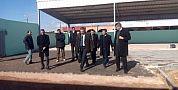زيار مزيان … عامل إقليم الفقيه بن صالح  يتفقد مشاريع المبادرة الوطنية للتنمية البشرية بسوق السبت
