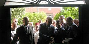 والي الجهة يدشن مقر جماعة أولاد يوسف ويناقش مشاريع تنموية واجتماعية مع المنتخبين