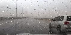 استمرار أمطار الخير بعدد من المناطق وهذه مقاييس الحرارة العليا والدنيا =نشرة جوية=