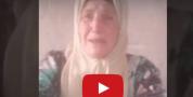 """فضيحة بالفيديو..هاعلاش هضر الملك..مي فاظمة لي جرا عليها ولدها بافورار تبكي وتقول :"""" وافيناهو المخزن أعباد الله"""""""