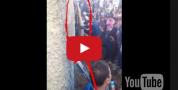 بالفيديو..جزائريون يعلقون لصا ويعذبونه حتى الموت