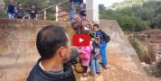فضيحة وشوهة بالفيديو .. شاهد أغرب قنطرة في المغرب  تشعل الفيسبوك وتوجد بأعالي جبال بني ملال