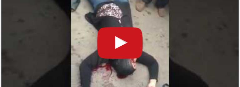فيديو صادم +18… زوج ينحر زوجته بمحطة الطكسيات بانزكان ويقتلها بطريقة بشعة