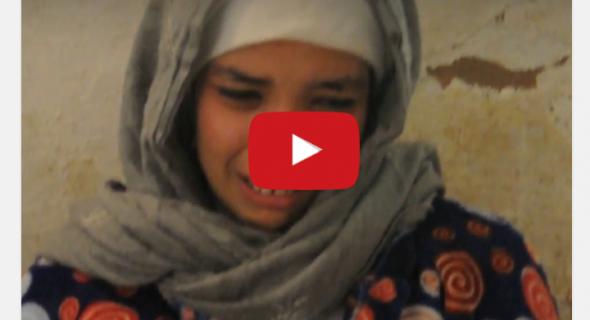 بالفيديو المؤلم… مريم المريضة بسرطان الدم تطلق نداء مؤثر وتبكي بالدموع لمساعدتها في العلاج لمواصلة الدراسة