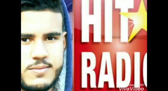 """حمزة  ابن بني ملال المعروف ب""""بوب ميزو"""" على هيت راديو -فيديو-"""