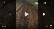 بالفيديو… اخر مكاين فالطرقان… طريق شوهة بين تيحونا وتكانت بالقصيبة