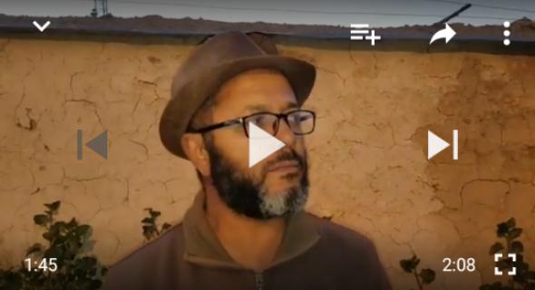 بالفيديو… مقاول مغلوب على أمره يوجه اتهامات خطيرة لرئيسة جماعة الحمام ويهدد بالاعتصام والاضراب عن الطعام