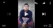 عاجل وصادم… فيديو جديد للسجين الهارب يجهش بالبكاء ويحكي قصة اغتصابه الجماعي داخل سجن خنيفرة لما كان قاصرا